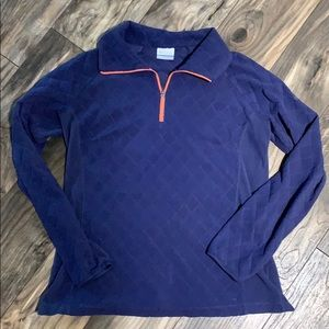 Large Columbia pullover